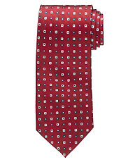 Executive Neat Squares Long Tie