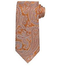 Signature Satin Paisley Tie
