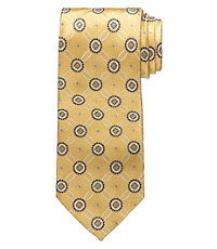 Signature Flower Medallion Tie