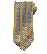Conversational Allover Fish Tie