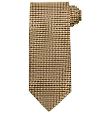 Conversational Allover Bears Tie