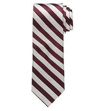 Heritage Satin Stripe Tie