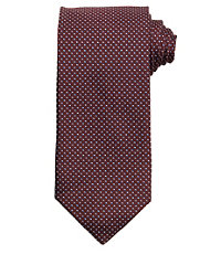 Signature Dotted Micro Tie