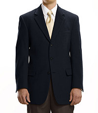 Executive 3-Button Camelhair Blazer