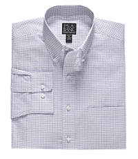 Traveler Patterned Poplin Buttondown Collar Sportshirt