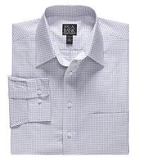 Traveler Long-Sleeve Pointcollar Sportshirt Traditional Fit
