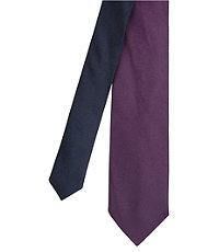 Joseph Slim Solid Tie