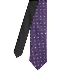 Joseph Slim Pindot Tie