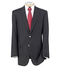 Signature Gold 2-Button Wool Blazer Big/Tall