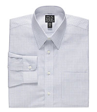 Traveler Wrinkle-Free Point Collar Dress shirt.
