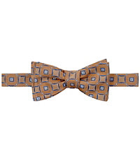 Executive Alternating Squares Bow Tie