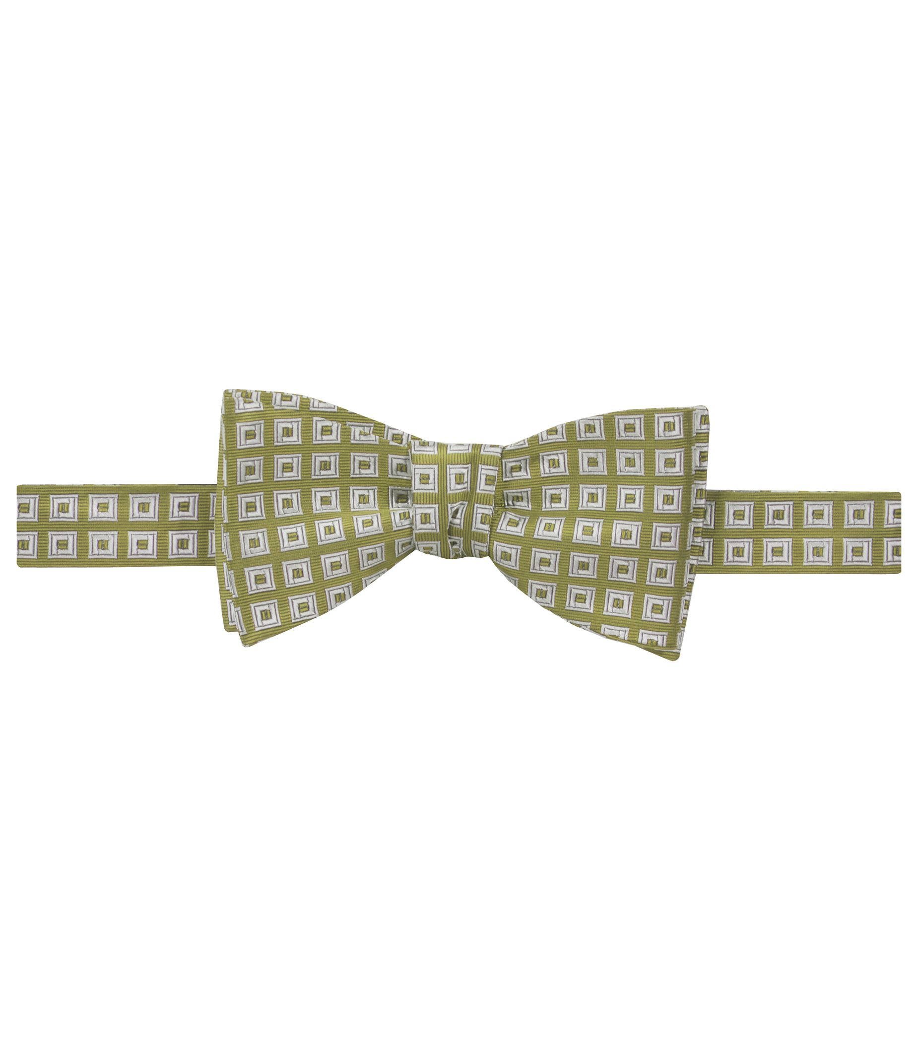 Executive Neat Squares Bowtie