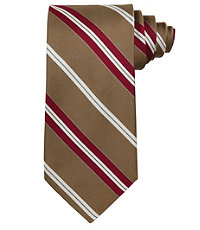 Executive Stripe Long Tie