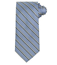 Executive Stripes Long Tie