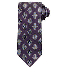 Executive Blue Diamonds Tie