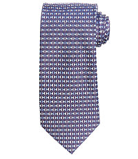 Executive Triangles Long Tie