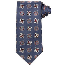 Executive Tossed Squares Tie