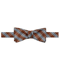 Heritage Collection Plaid Bow Tie