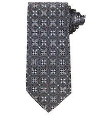 Signature Geometric Florette Circles Tie