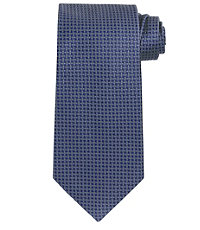 Signature Tossed Micro Long Tie