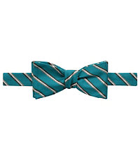 Executive Stripes Bow Tie