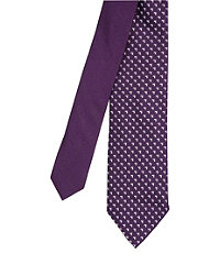 Joseph Slim Neat Triangles Tie