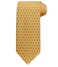 Conversational Palm Trees Tie