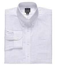 Traveler Buttondown Collar Dress Shirt B/T Sizes