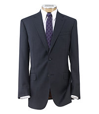 Joseph 2 Button Suit with Plain Front Trousers