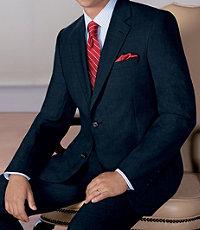 Business Express 2-Button Jacket