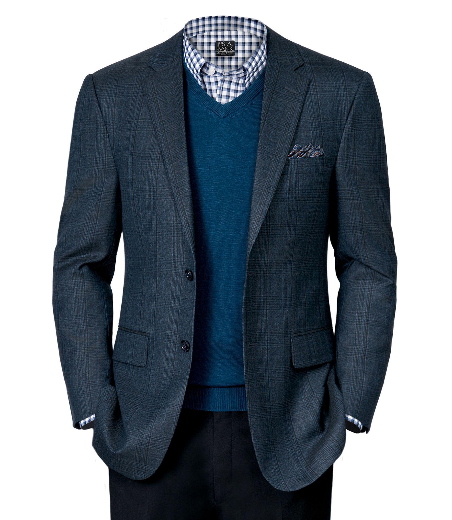 Signature Tailored Fit Sportcoat