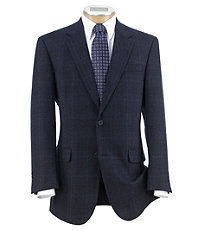 Executive 2 Button Fleece Rich Sportcoat