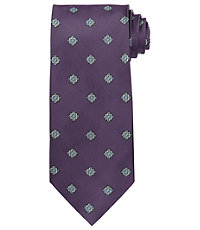 Executive Neat Diamond Tie