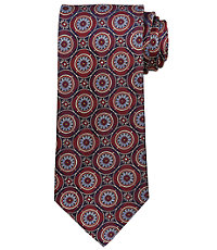 Signature Ornamental Medallions Tie