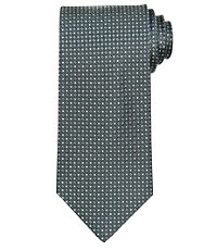 Signature Micro Long Tie