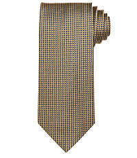 Signature Micro Diamonds Tie