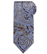 Signature Tapestry Paisley Tie