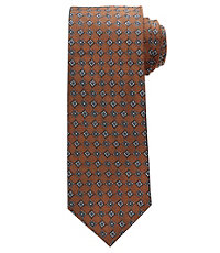 Heritage Collection Tossed Squares Tie