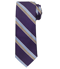 Heritage Collection Two Color Stripe Tie