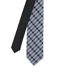 Joseph Slim Check Tie