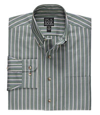 Traveler Stripe Long Sleeve Buttondown Sportshirt