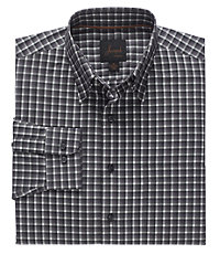 Joseph Cotton Hidden Buttondown Sportshirt