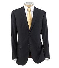 Joseph Slim Fit 2-Button Suits with Plain Front Trousers