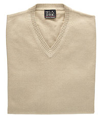Signature Cotton Sweater Vest Big/Tall
