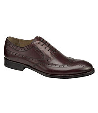 Tyndall Wingtip Shoe by Johnston & Murphy