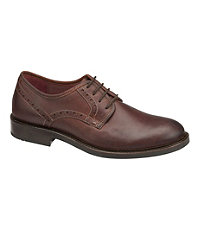 Eubanks Plain Toe Shoe by Johnston & Murphy