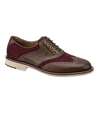 Ellington Wingtip Shoe by Johnston & Murphy