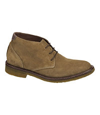 Copeland Suede Chukka Shoe by Johnston & Murphy