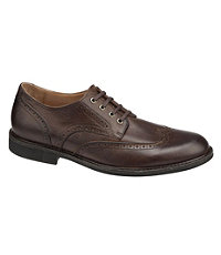 Cardell Wingtip Shoe by Johnston & Murphy
