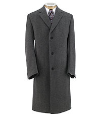 Heathered Merino Topcoat